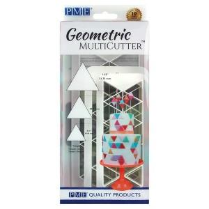Wykrawaczki PME - trójkąty