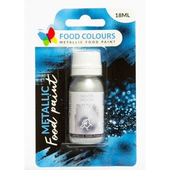 Farbka Food Colours 18 ml - Silver Moon