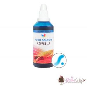 Barwnik spożywczy w płynie do aerografu FOOD COLOURS 60 ml - BŁĘKIT