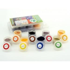 Zestaw barwników naturalnych Food Colours - 8 szt.