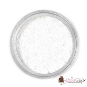 Barwnik spożywczy w proszku Fractal śnieżnobiały - WHITE SNOW - 4 g
