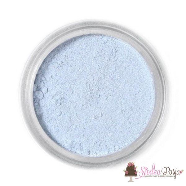Barwnik spożywczy w proszku Fractal jasny niebieski CAROLINA BLUE 4g