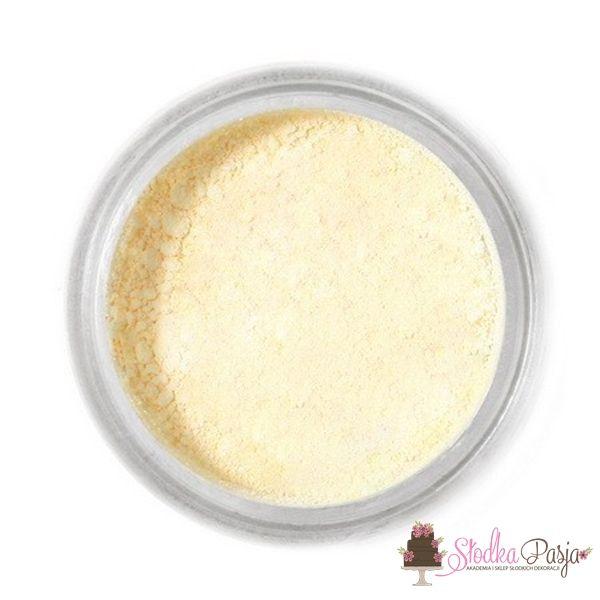 Barwnik spożywczy w proszku Fractal kremowy - CREAM - 4 g