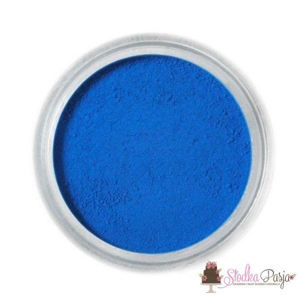 Barwnik spożywczy w proszku Fractal niebieski - AZURE - 1,7 g