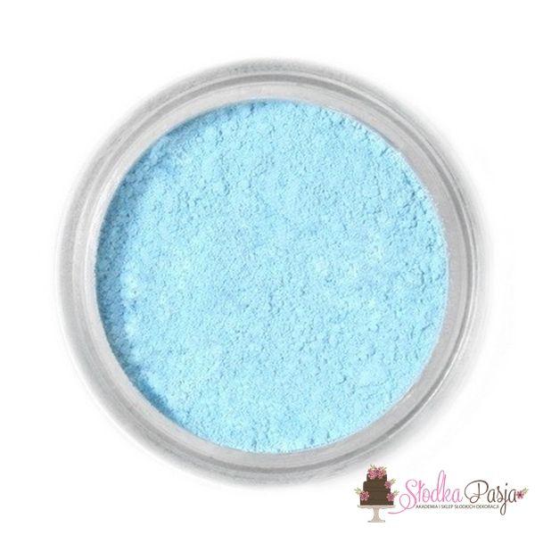 Barwnik spożywczy w proszku Fractal niebieski - BABY BLUE - 4 g