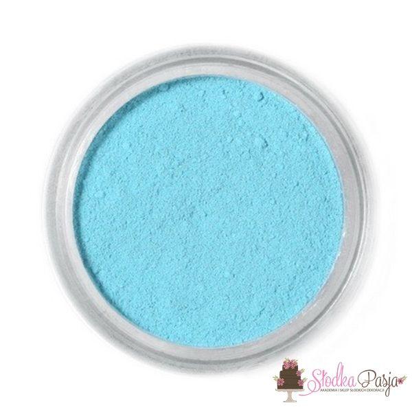 Barwnik spożywczy w proszku Fractal niebieski ROBIN EGG BLUE 3,5 g