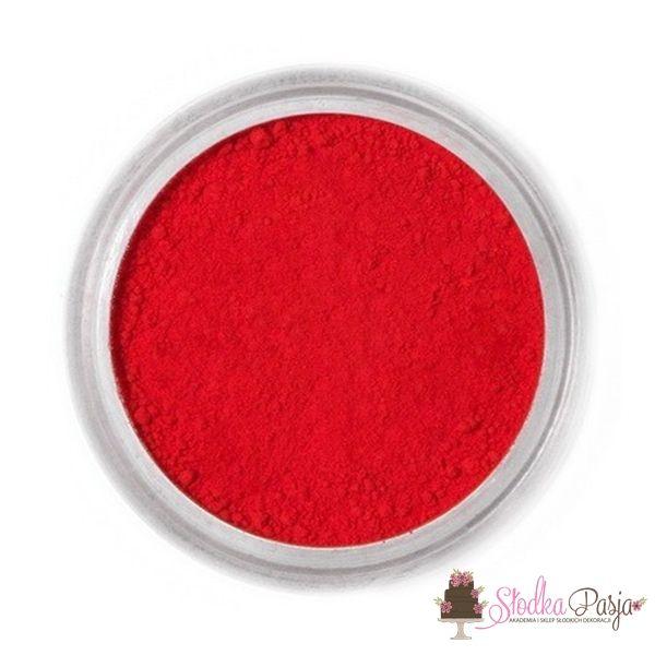 Barwnik spożywczy w proszku Fractal płomienny czerwony 1,5 g
