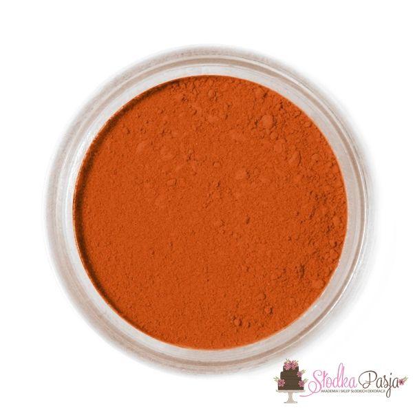 Barwnik spożywczy w proszku Fractal terakota - TERRACOTTA - 1,3 g