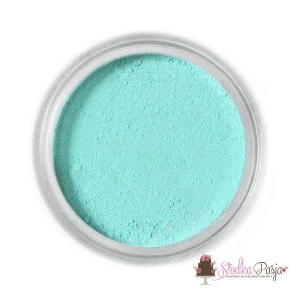 Barwnik spożywczy w proszku Fractal turkusowy - TURQUISE - 3 g