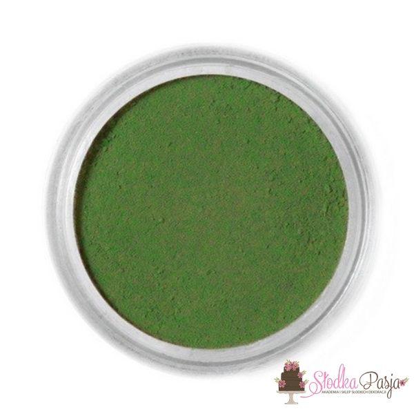 Barwnik spożywczy w proszku Fractal zieleń trawy GRASS GREEN 1,5 g