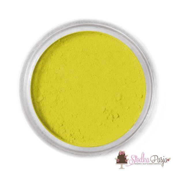 Barwnik spożywczy w proszku Fractal zielony - GOOSEBERRY GREEN - 2 g