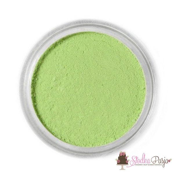 Barwnik spożywczy w proszku Fractal zielony- GREEN APPLE- 2,5 g