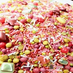 Posypka cukrowa Ja Posypię 55 g -Miodowa miłość