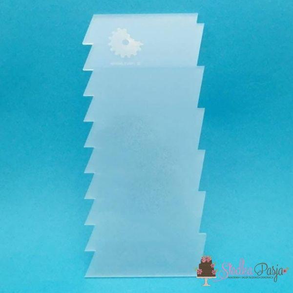 Packa Miniowe Formy ostra - 19,5 cm
