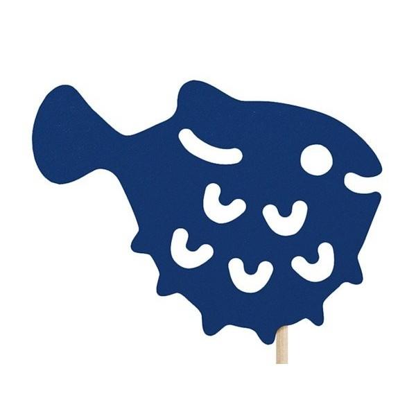 Dekoracje do muffinek Ahoy 6 szt.