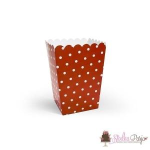 Pudełka na popcorn  Biedronka - 3 szt.