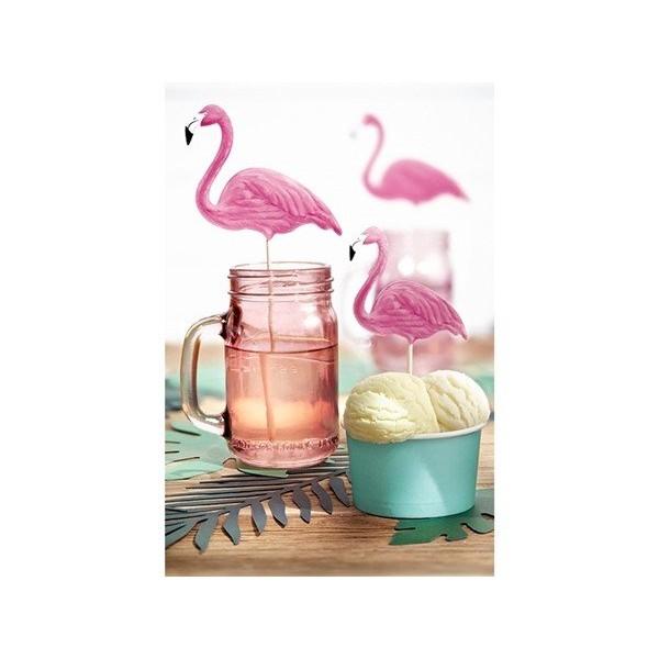 Toppery Aloha Flamingi