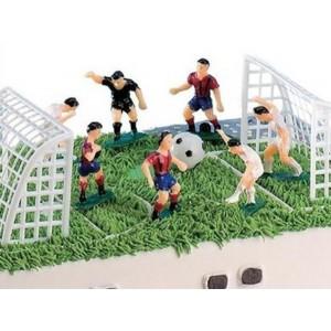 Figurka na tort - Piłkarze