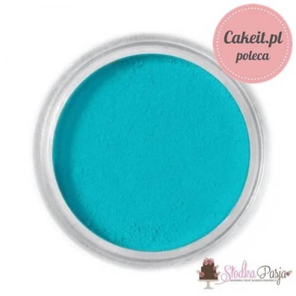 Barwnik spożywczy w proszku Fractal niebieski - LAGOON BLUE - 1,7 g