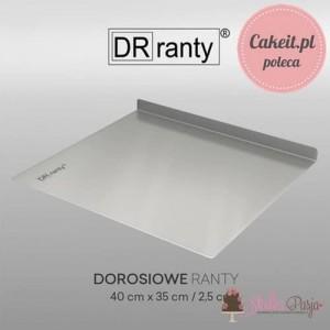 Podkładka pod rant DOROSIOWE RANTY 40 cm x 35 cm