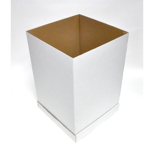 Pudełko na tort PIĘTROWY 34x34x45