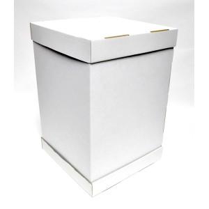 Pudełko na tort PIĘTROWY - 30x30x45