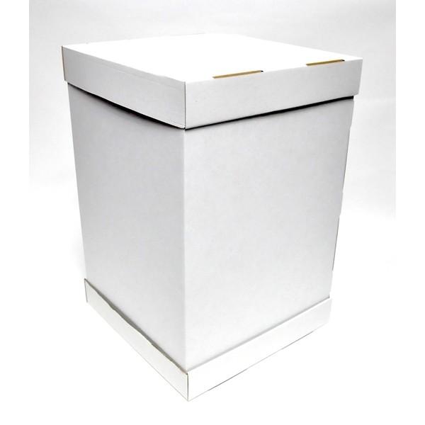 Pudełko na tort PIĘTROWY 41x41x45