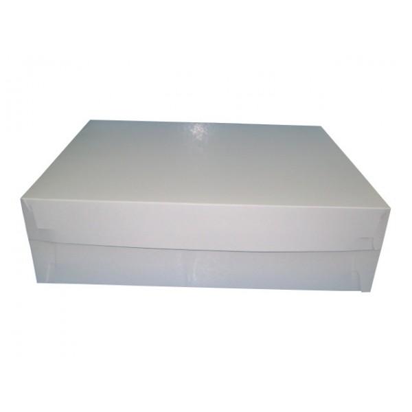 Pudełko na tort książka 46x35x13 cm