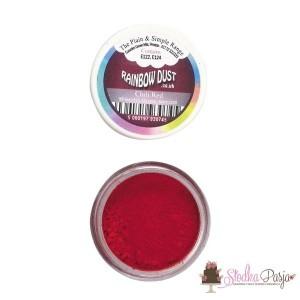 Barwnik spożywczy w proszku Rainbow Dust CHILLI RED - CZERWONY