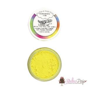 Barwnik spożywczy w proszku Rainbow Dust LEMON TART - ŻÓŁTY