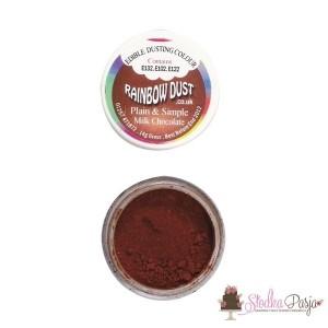 Barwnik spożywczy w proszku Rainbow Dust MILK CHOCOLAT - CZEKOLADOWY