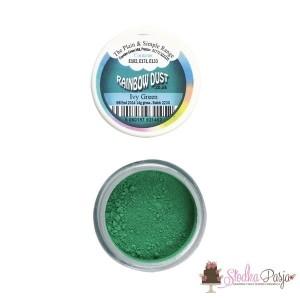 Barwnik spożywczy w proszku Rainbow Dust - ZIELONY