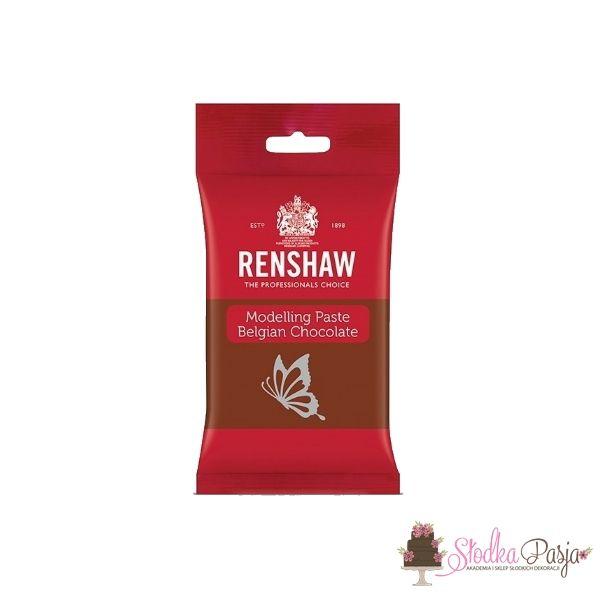 Masa czekoladowa do modelowania RENSHAW MLECZNA 180 g