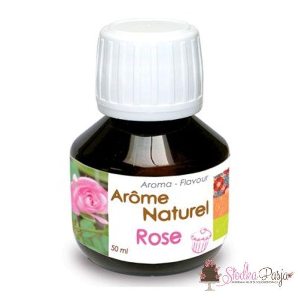 Aromat naturalny SCRAPCOOKING 50 ml RÓŻA
