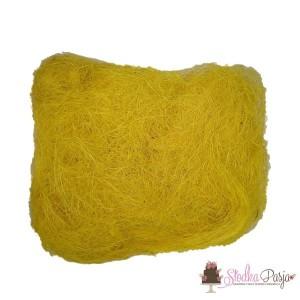 Sianko Sizal Wypełniacz - żółte