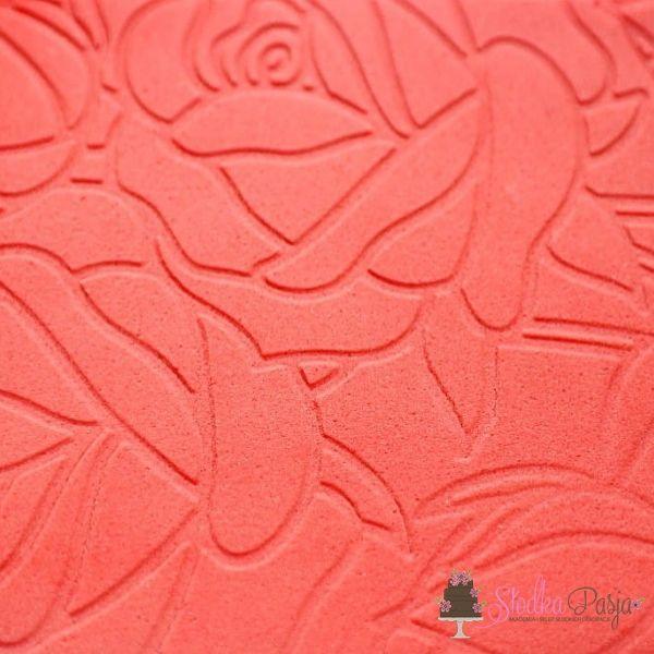 Mata strukturalna - Róże