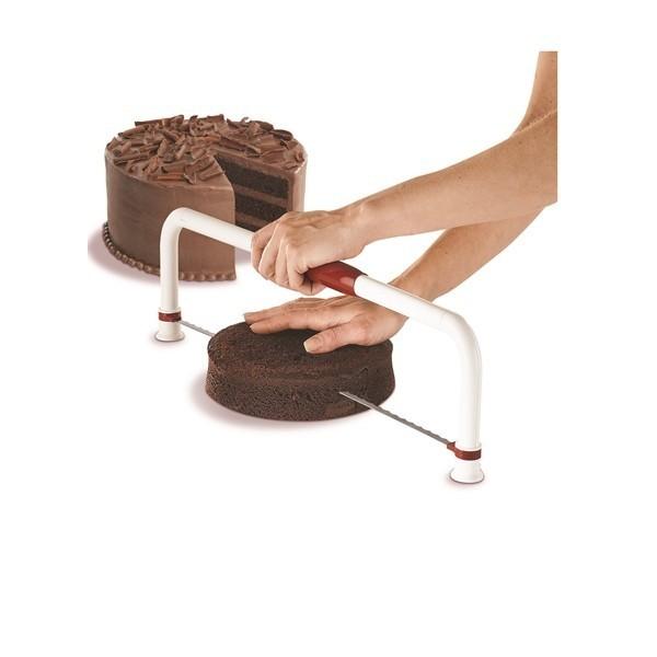 Nóż do cięcia tortów składany Wilton