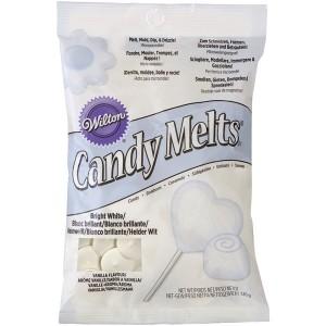 Pastylki Candy Melts Wilton - białe