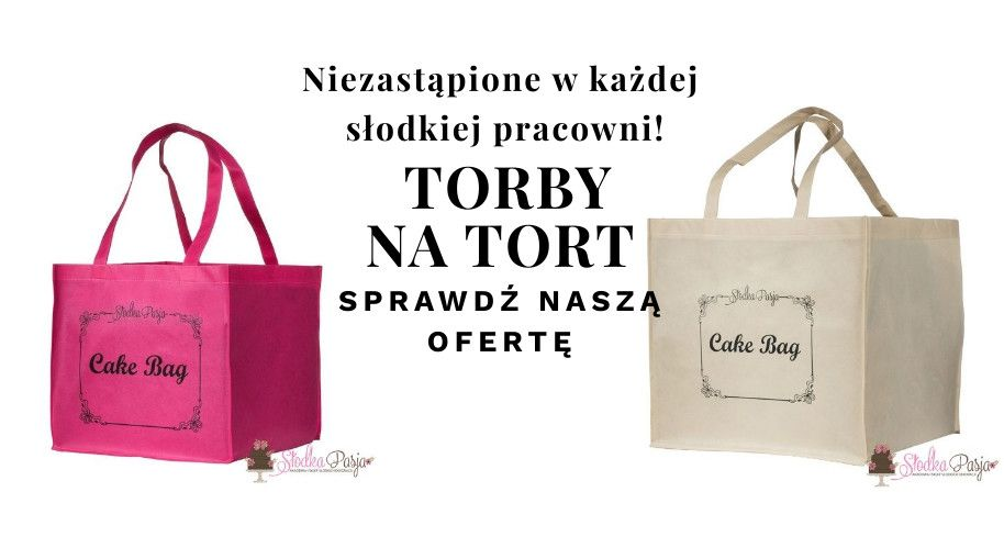 Torby na tort