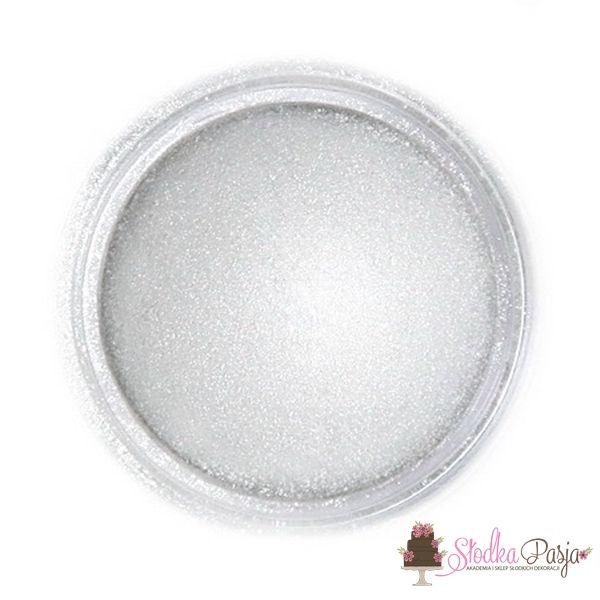 Barwnik spożywczy w proszku Fractal jasne srebro - LIGHT SILVER - 3 g