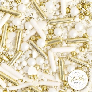 Posypka Słodki Bufet Bride White - 90 g