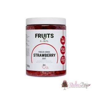 Owoce liofilizowane Pi-Nuts - Truskawka grys 80 g