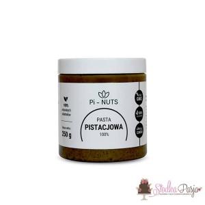 Pasta pistacjowa Pi-NUTS 100% - 250 g