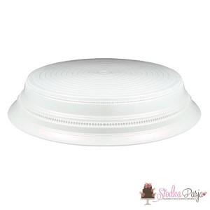 Podstawa pod tort - okrągła, średnica 35 cm - PERŁOWA