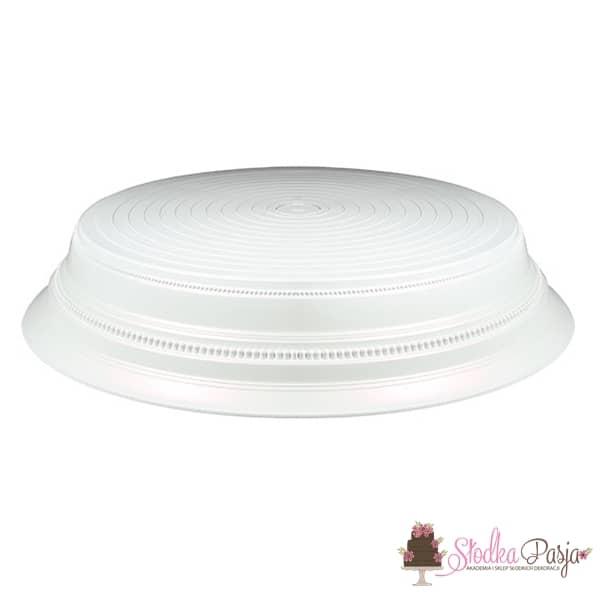 Podstawa pod tort okrągła średnica 35 cm PERŁOWA