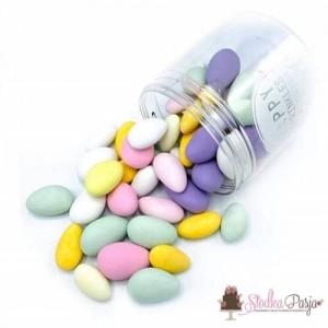 Posypka cukrowa Happy Sprinkles Easter Almonds 160g - kolorowa