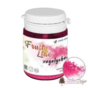 Barwnik spożywczy naturalny w proszku różowy - vegelychee