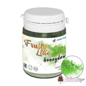 Barwnik spożywczy naturalny w proszku zielony - honeydew