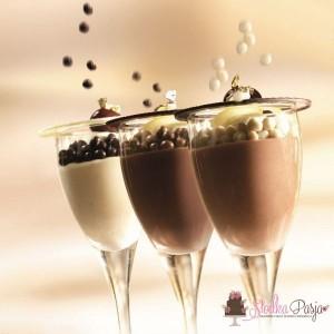 Posypka Callebaut Crispearls ciemna czekolada - 0,8 kg