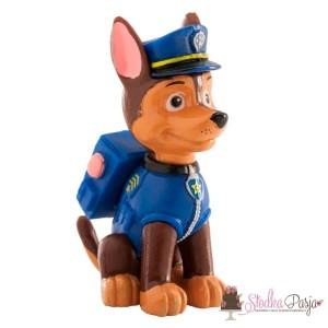 Figurka na tort Psi Patrol - brązowy piesek